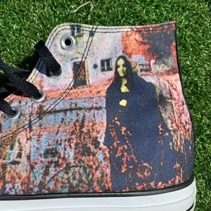 Converse Shoes - Converse x Black Sabbath collection sz 11.5